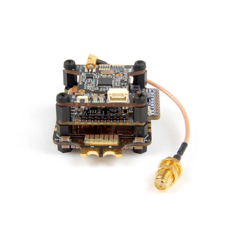 Holybro Kakute F7 Flight Controller+Atlalt HV V2 5.8G 40CH Video Transmitter Stack with Tekko32 35A 4 In 1 ESC for RC Drone