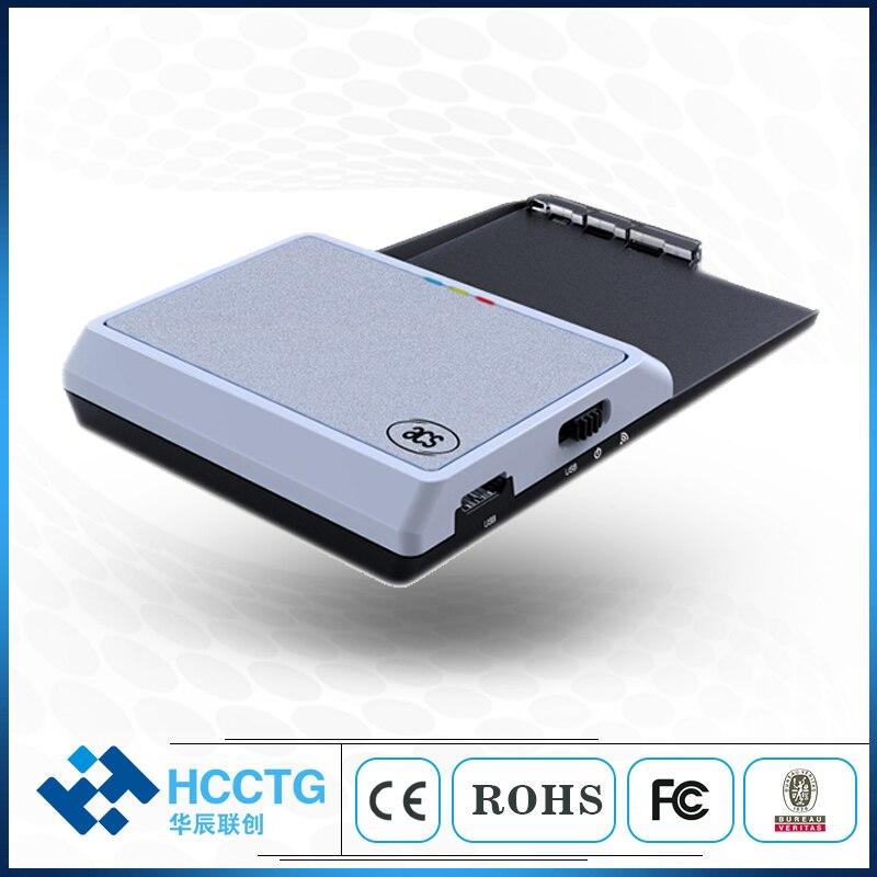 Lecteur de carte à puce Bluetooth à Contact USB avec cartes à puce à base de mémoire ACR3901