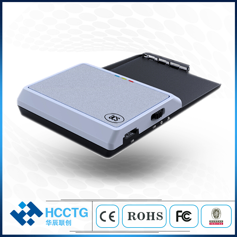 USB Contact Bluetooth Smart Card Reader With Memory-based Smart Cards ACR3901