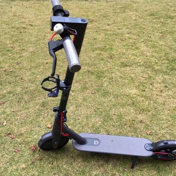 Portabotellas de plástico para bicicleta, bicicleta, Scooter Eléctrico Xiaomi M365 e-bike Ninebot Segway ES1 ES2
