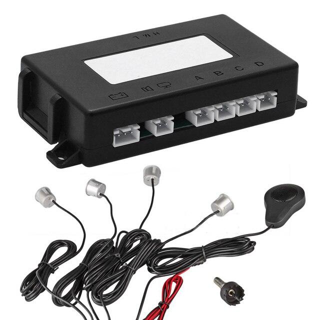 Hotsale new Hot Selling Car Buzzer Parking Reverse Reversing Radar Backup Back Up 4 Sensor Car Parking System Brand new