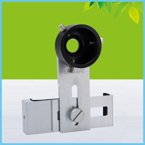 31mm-43mm Diameter Full Metal Universal Telscope Mount Adapter Binoculars Spotting Scope Camera Holders for Android iPhone