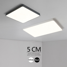Minimalism Modern LED Ceiling Lights Iron lamparas de techo Ultra-thin ceiling Lamp Bedroom living room Foyer dining room abajur купить недорого в Москве