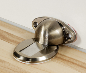 1 pc Door Stopper Magnetic Door Holder Magnet Door Stops Sticker Toilet Glass Door