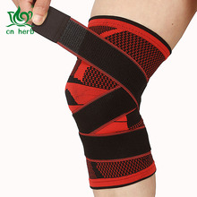 Cn Herb Athletes Knee Joint, Pads, Nylon Filament Winding, Pressure Basketball Protector