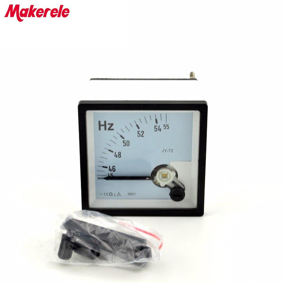 e7fb74657ef Medidor de Ponteiro de Diagnóstico-ferramenta Medidor de Roe ac 72 hz 380 v  Freqüência Tester Cymometer Frequência Portátil Contador Hertz China ...