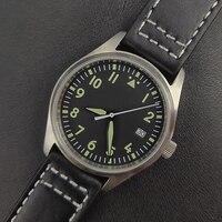Мужские автоматические часы Diver водонепроницаемые 200 м 316 из нержавеющей стали механические 3C светящиеся часы сапфировое стекло mekanik kol saati