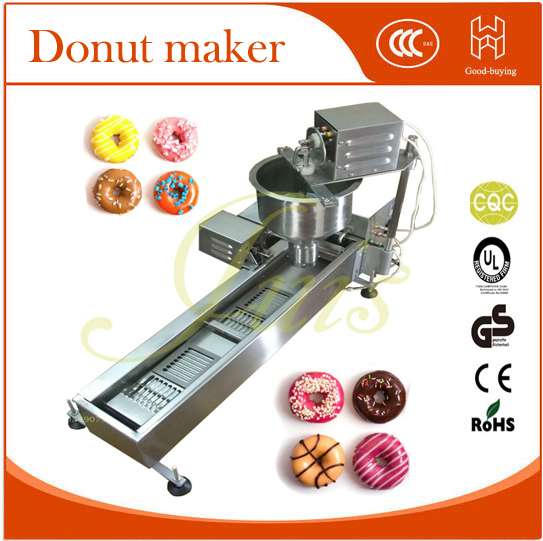 cooking snack commercial plum donut making machine MINI Automatic cake donuts maker automatic commercial plum donut baking machine cake sweet donuts maker