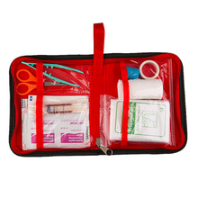 Outdoor Sports Camping Home Medical Emergency Survival First Aid Kit Bag free shipping free shipping