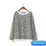 2015-New-Autumn-Black-Leopard-Print-Sleeves-O-neck-Women-Sweatshirt-Casual-Loose-Cotton-Lady-Hoody