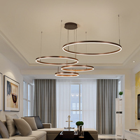 Nordic creative modern LED Pendant Lights for restaurant living room shopping mall conference room home lighting Pendant Lamp