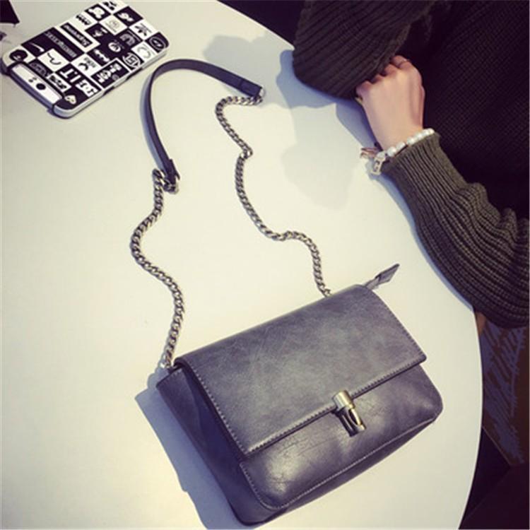 2015 New Fashion Women Bag Leahter Handbags Small Messenger Bolsa Feminina Crossbody Shoulder Bags  Bolsos Famous Brands Lady 009