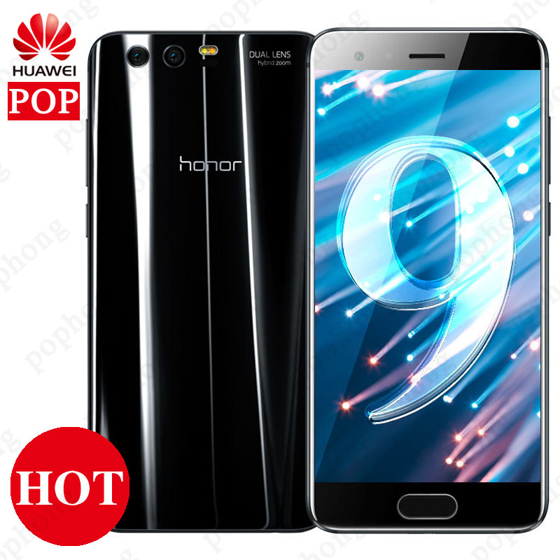 Huawei Honor 9 LTE Smartphone 4GB RAM 64GB 5 15 1920 1200 Android 7 0 Mobile