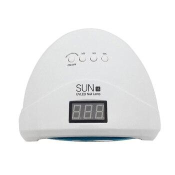 SUN1S Professional UV หลอดไฟ LED 24 วัตต์/48 วัตต์เครื่อง