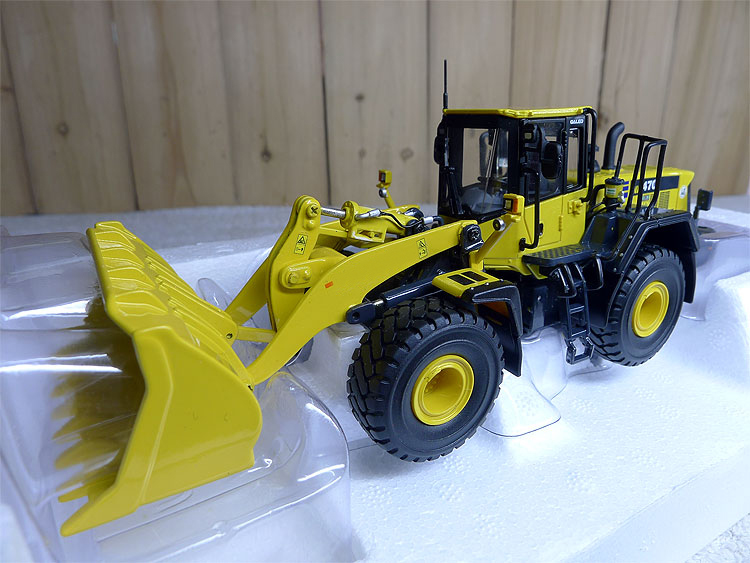 1:50 8001 WA470 loader excavator model alloy engineering vehicle model Alloy collection model 1 24 simso gs 75 retro alloy motorcycle model collection model