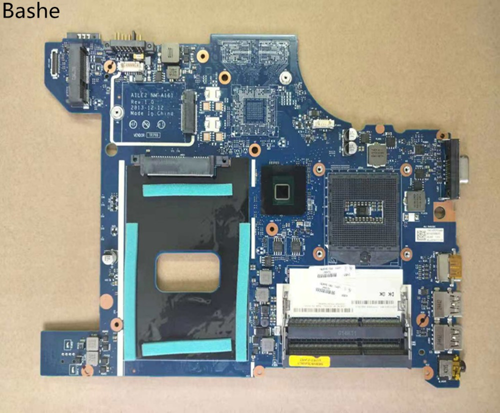 For Lenovo AILE2 NM A161 E540 laptop motherboard 100 Test