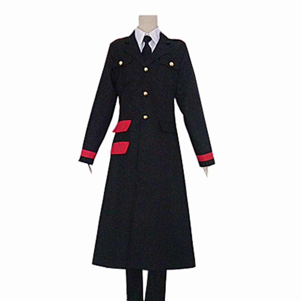 2018 Noragami Aragoto Bishamon Long Jacket Cosplay Costume