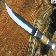 PEGASI タイプのマニュアル鍛造 440C 屋外ダイビングナイフ折りたたみナイフボディ保護果物ナイフジャングルサバイバルナイフ