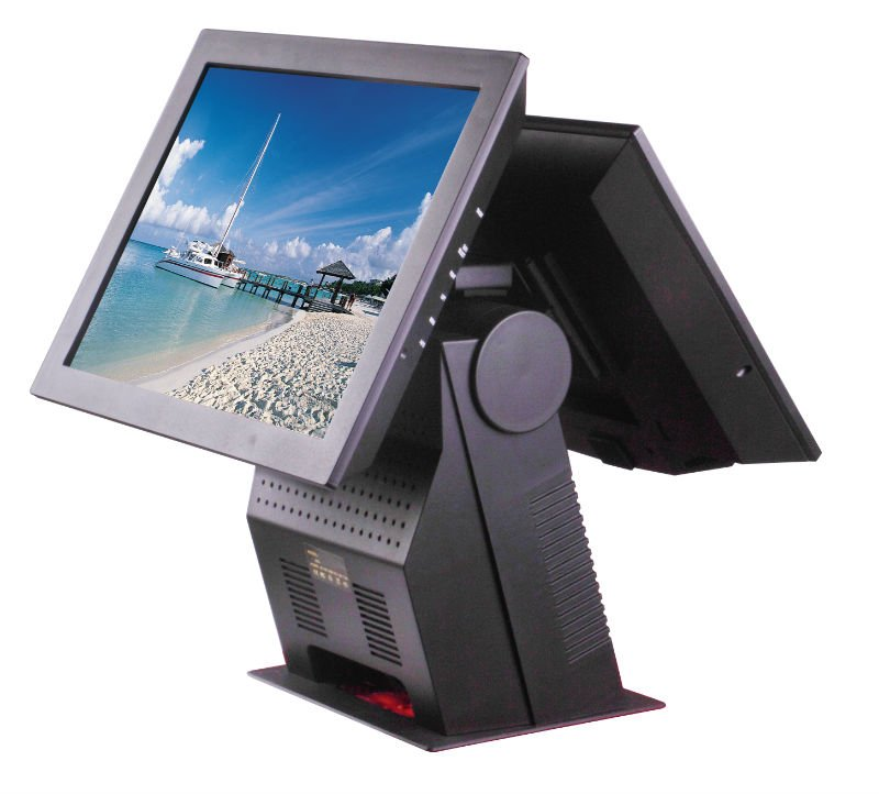 Платежные Киоски с 15 сенсорный экран точка продажи машины ...