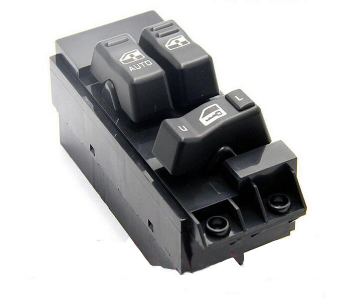 Main electric window switch for Chevrolet Silverado GMC Sierra 1500 OEM #15054161