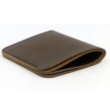 Мужской кошелек из натуральной кожи в итальянском стиле