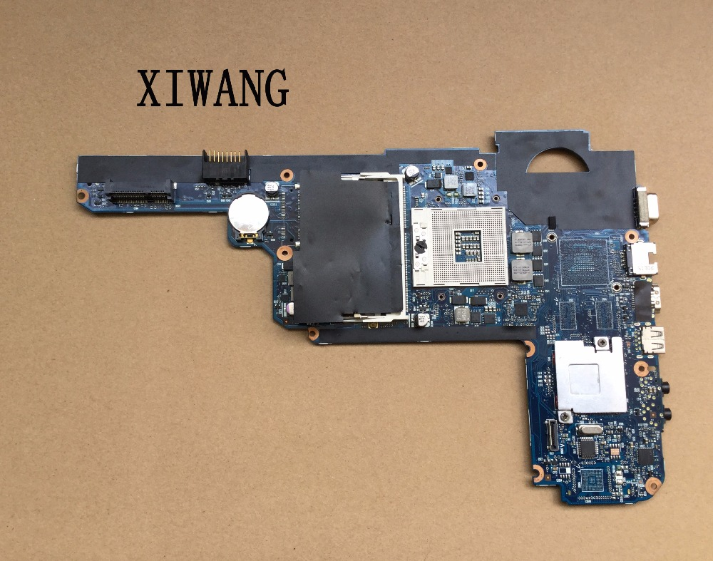 636945-001 For HP PAVILION DM4T-2100 For HP Pavilion DM4 DM4-2000 Laptop Motherboard HD3000 Graphics HM65 6050A2402401 MB-A02