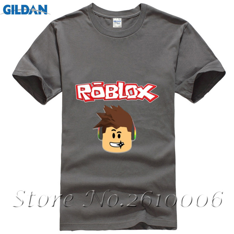 b3fa7aded9cb4c New High Quality Clothes Men s Roblox T Shirt Men 3d Big Size Round Collar  On Sale Youth Natural Cotton Tshirt-in T-Shirts from Men s Clothing on ...