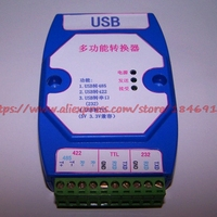 USB To Rs422 USB To Rs485 A Serial Port 232 TTL 5V 3 3V Photoelectric Isolation