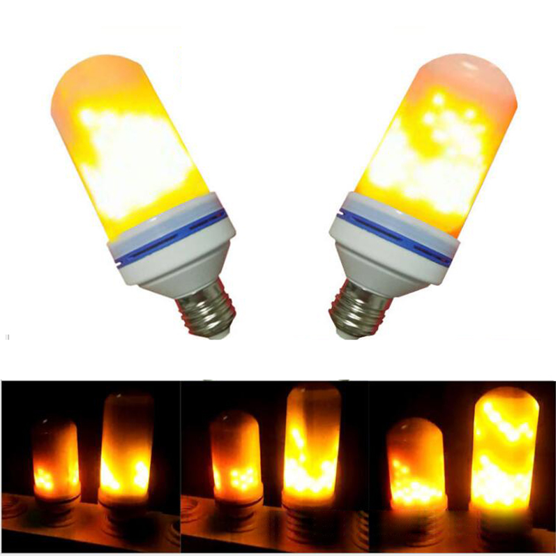 Lâmpadas Led e Tubos 7 w e27 criativo emulação Voltage : Ac85-265v