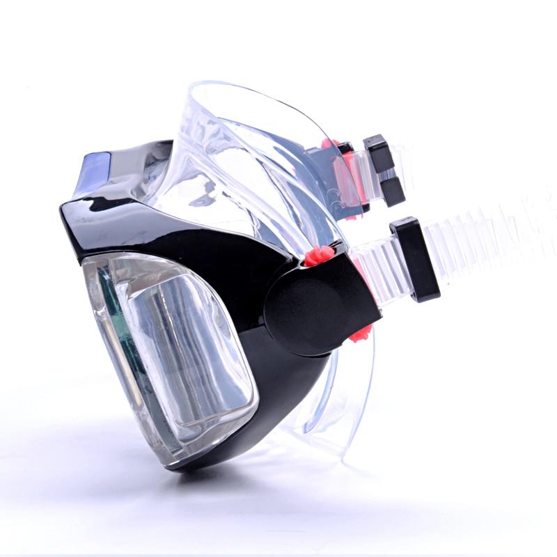 Diving maskë snorkel Set maskë syze syze noti Pajisjet për - Sporte ujore - Foto 3