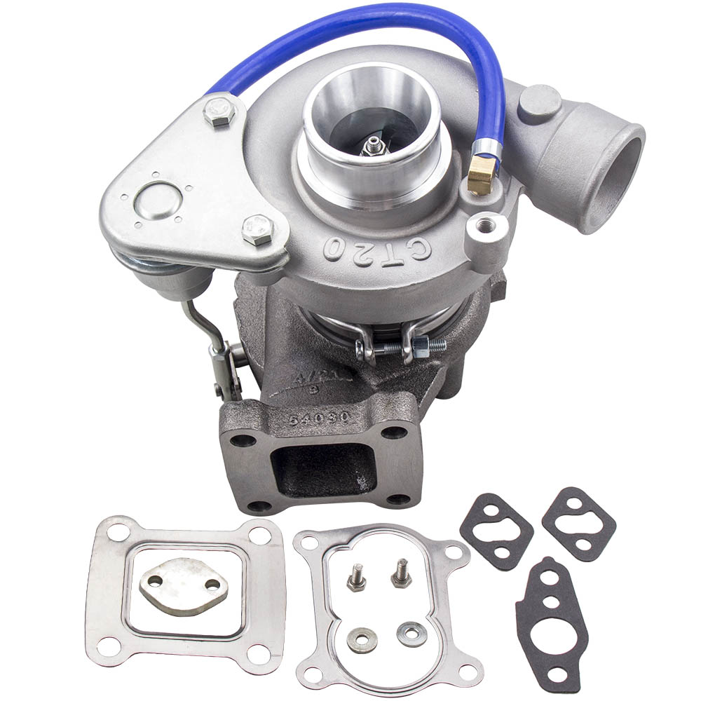 CT20 Turbocharger For Toyota Hiace / Hilux / Landcruiser Turbo 2LT 2.4L -17201-54060 Water & Oil Cooled Turbo Turbine Turbolader