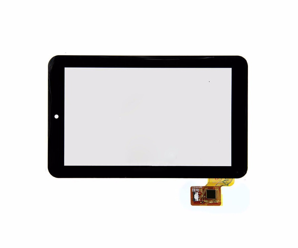 7 inch Touch Screen Digitizer Glass For Prestigio PMP5770D, PMP5770C 185*113mm 6pin tablet PC free shipping