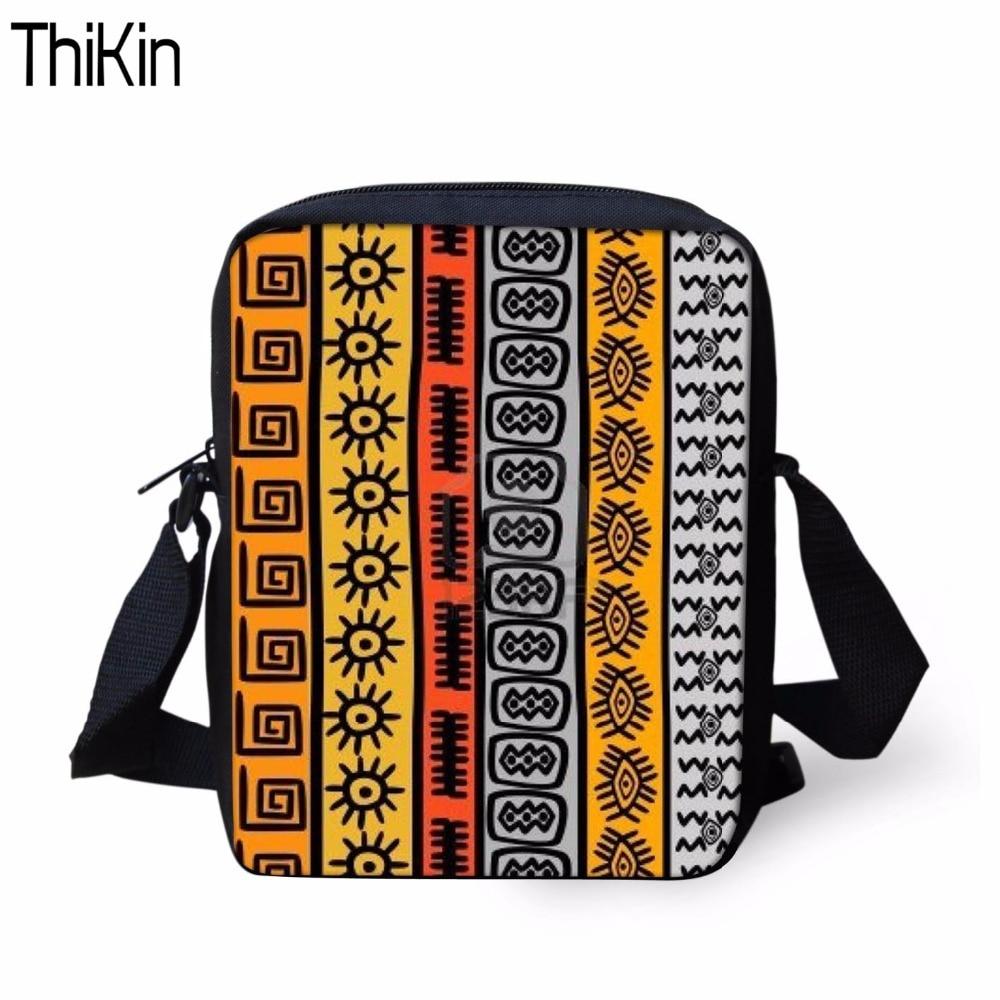 Canvas Cash Coin Purse,African Black Tribal Woman Print Make Up Bag Zipper Small Purse Wallets