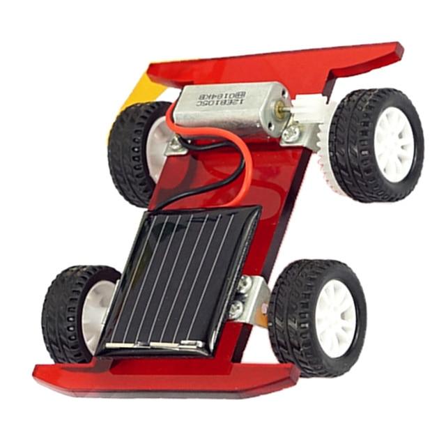 2 pcs Solar Power Mini Racing Car  2