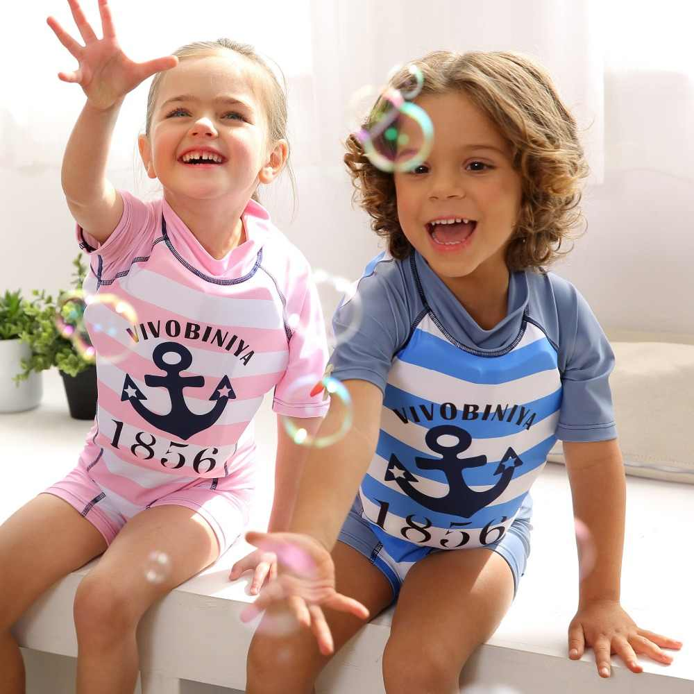 Soft Swimwear Safety Buoyancy Float Suit Baby Clothes Toddler Child Kid Boy Girl