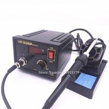 LSC938P AC 110 V/220 V Estación de Soldadura de Temperatura Pantalla Digital de salida Ajustable Eléctrica Soldaduras Máquina De Soldadura De Hierro