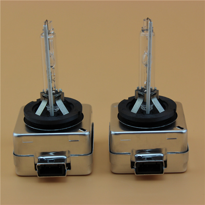 2 шт. D1S HID Ксенонова лампа лампи з - Автомобільні фари - фото 5