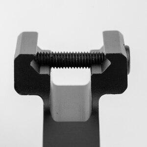 P серия прицел крепление 1 дюймовая трубка Реверсивный для Vortex, Nikon, Leupold тактическое смещение Пикатинни кольцо