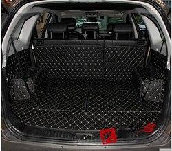 Wysoka jakość! Specjalne maty bagażnika dla Chevrolet Captiva 7 miejsc 2016 wodoodporne dywany dywany dla Captiva 2015 2009  darmowa wysyłka na