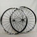PASAK 700C герметичные подшипники для шоссейного велосипеда  колеса для велосипеда 11/12 скоростей  плоские спицы C/V тормоза  сверхлегкие  1650 г  30 м...
