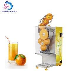 Wholesale price desk type small type citrus orange automatic Juice Extractor machine commercial automatic orange juicer machine