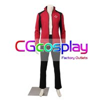 CGCOS Express! YURI!!! on ICE Jean Jack LEROY Uniform Anime Cosplay Costume Male S size new in stock