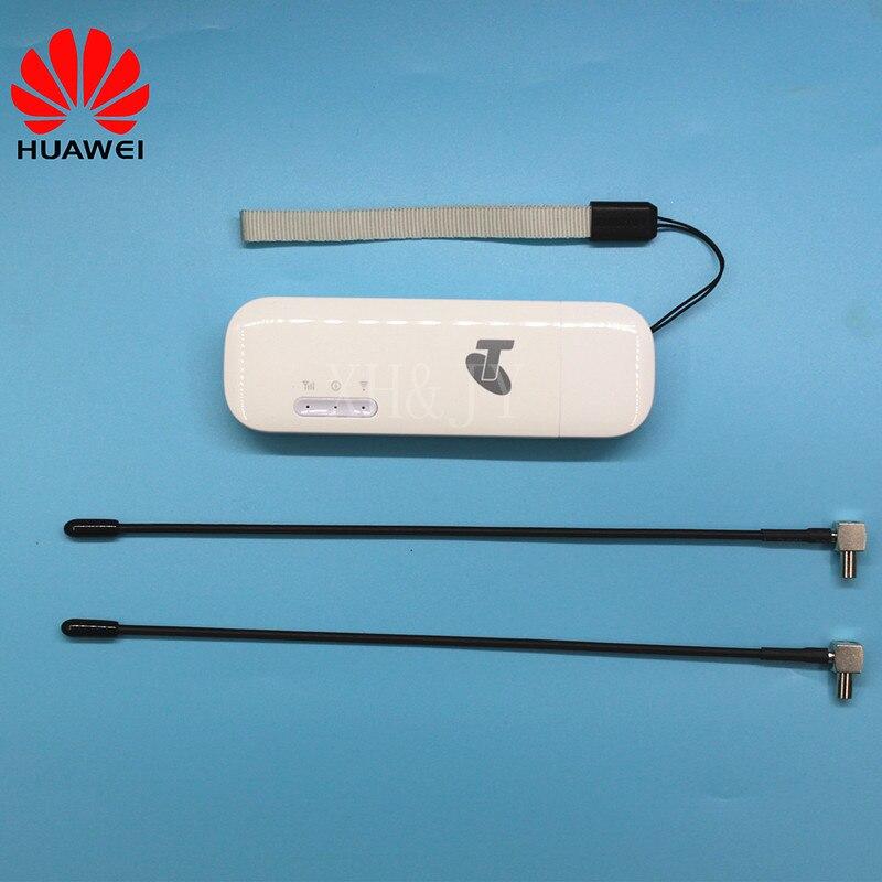 Débloqué Huawei E8372 E8372h-608 avec antenne 4G LTE 150 Mbps WiFi Modem Dongle USB 4G carfi modem pk E8377