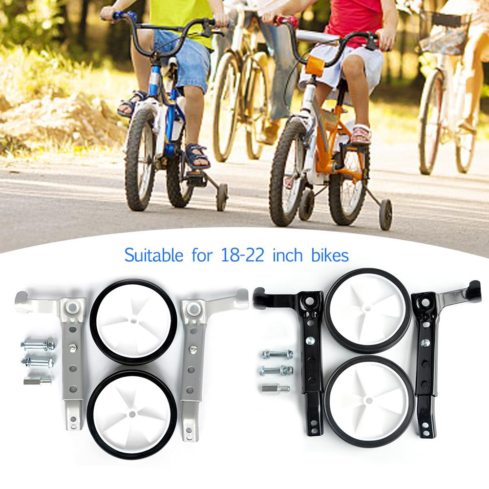 New Bicycle Training <font><b>Wheels</b></font> For <font><b>12</b></font> To 20 <font><b>Inch</b></font> <font><b>Bike</b></font> Kid Cycling Sports Training Safety Support Children Bicycle Auxiliary <font><b>Wheels</b></font> image