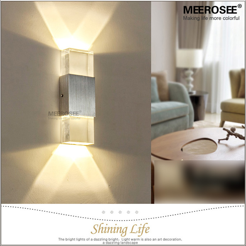 Modern LED Wall Lamp Wholesale LED Wall Sconces 3W Aluminum Wall Lighting Fixture Beside Lamp for Bedroom, Study 100% Gareentee led wall lamp indoor lighting aluminum wall sconces creative modern wall lights beside lamp lights for bedroom reading room e27