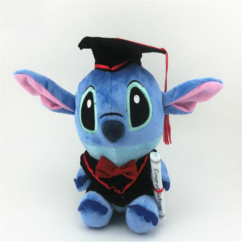 New Kawaii Lilo Stitch Plush Toys Dolls Children's Stuffed Soft Toy Popular Toy Christmas Gift For Baby Birthday