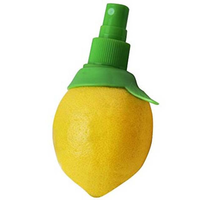 Plastic Lemon Juice Sprayer