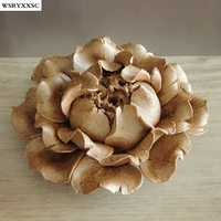 Pottery Clay Peonies Zen Incense Burner Incense Inserted Handmade Incense Fragrant Incense Home Decoration