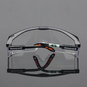 Image 5 - מקורי Honeywell עבודת זכוכית עין הגנה אנטי ערפל ברור מגן בטיחות לעבודה