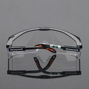Image 5 - Protection oculaire en verre de travail dorigine Honeywell Anti buée sécurité de Protection claire pour le travail